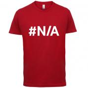 #N/A T Shirt