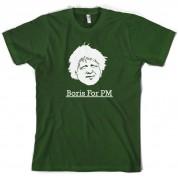 Boris for PM T Shirt