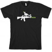 AK47 Peace T Shirt