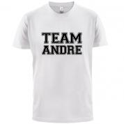 Team Andre T Shirt