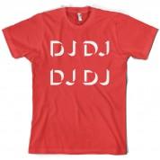 DJ DJ DJ DJ T Shirt