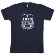 1974 Old Fart Vintage T Shirt