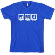 Eat Sleep Skate T Shirt