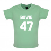 Bowie 47 Baby T Shirt