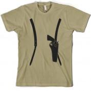 Gun Holster T Shirt