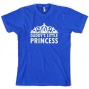 Daddy's Little Princess T Shirt