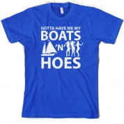 Boats N Hoes T shirt
