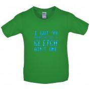 99 Problems But A Glitch Ain't One Kids T Shirt