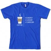 8 bit Coffee T Shirt